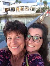 My wonderful mom