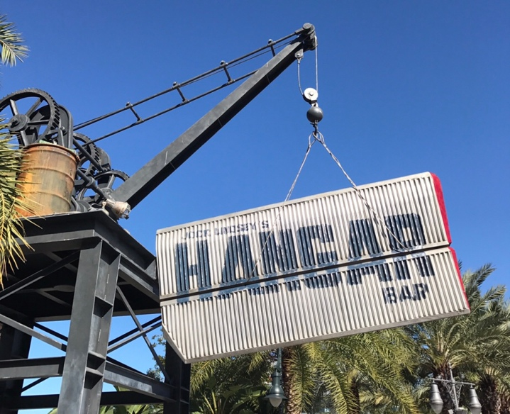 The Picky Eater Review: Jock Lindsey's Hangar Bar