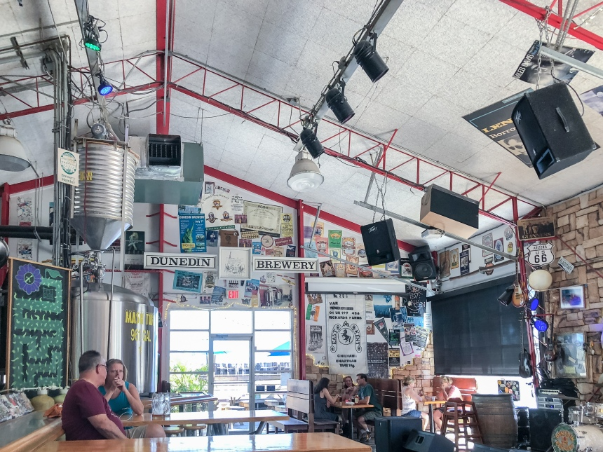 Dunedin Brewery