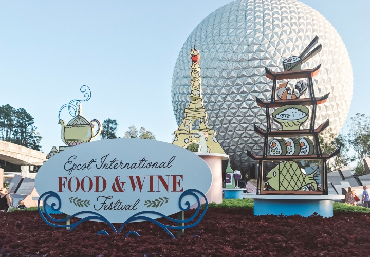 Epcot Food & Wine Festival Food Review!