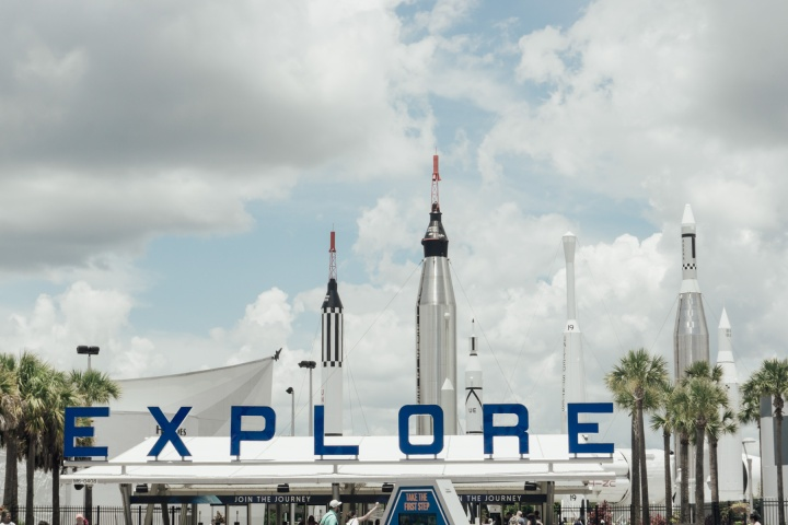 Vlog: A Trip to Kennedy Space Center